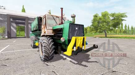 HTZ T 150K fodder table de mixage pour Farming Simulator 2017
