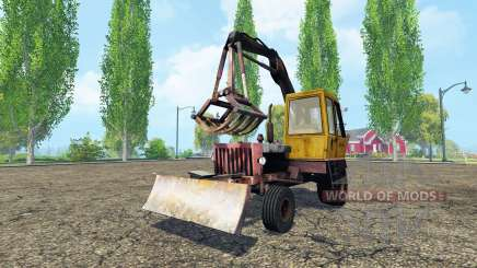 Pea 1A Carpatec für Farming Simulator 2015