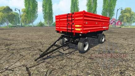 Metal-Fach T710-1 pour Farming Simulator 2015