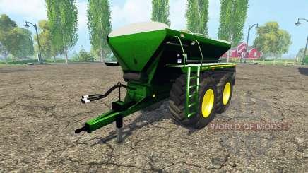John Deere DN345 v2.0 pour Farming Simulator 2015