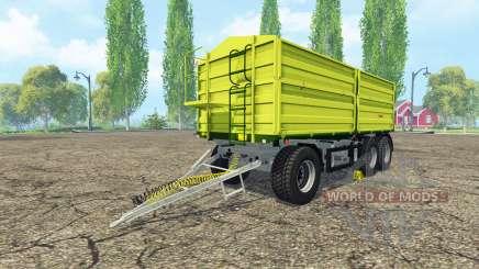 Fliegl DDK 240 für Farming Simulator 2015