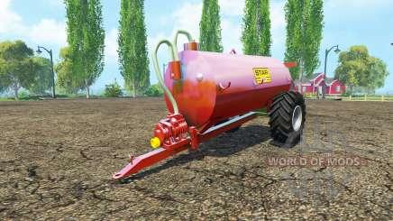 Star 1100 v3.0 pour Farming Simulator 2015