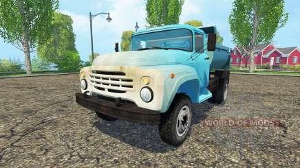 ZIL MMZ 555 pour Farming Simulator 2015