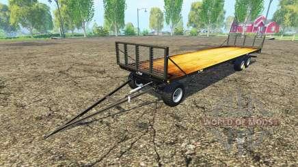 Fliegl DPW 180 v3.0 für Farming Simulator 2015