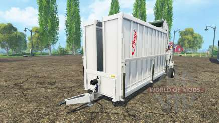 Fliegl Overload Station pour Farming Simulator 2015