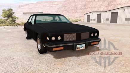 Oldsmobile Delta 88 Royale Brougham v1.2 pour BeamNG Drive