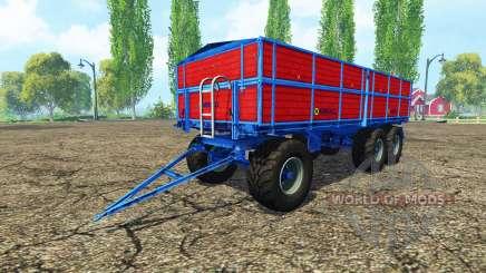 Marshall 75 DR für Farming Simulator 2015
