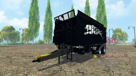 Fliegl ASW 268 black pantera für Farming Simulator 2015