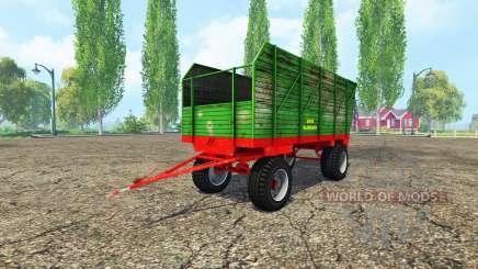 Hawe SLW 20 für Farming Simulator 2015