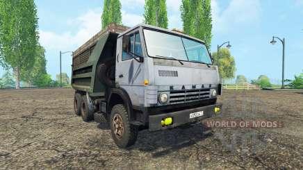 KamAZ 55111 pour Farming Simulator 2015