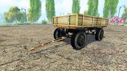 Remorca RM2 für Farming Simulator 2015