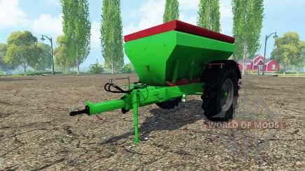 Unia MXL 7200 pour Farming Simulator 2015