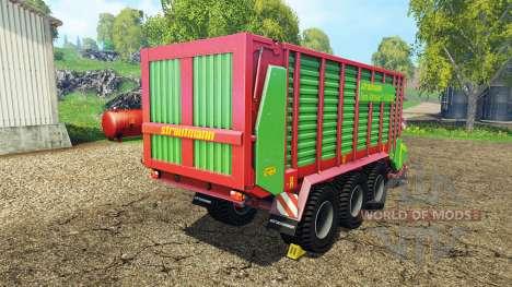 Strautmann Tera-Vitesse CFS 4601 DO v2.0 pour Farming Simulator 2015