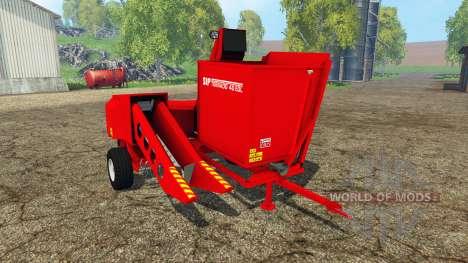 SIP Tornado 40 EOL v3.0 für Farming Simulator 2015