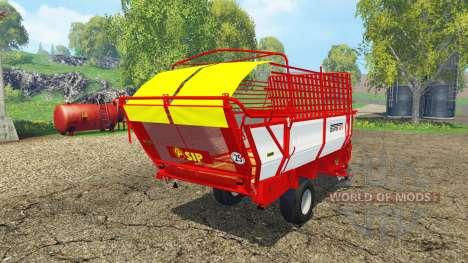 SIP Senator 26-9 pour Farming Simulator 2015