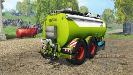 Kaweco Zwanenhals v1.1 pour Farming Simulator 2015