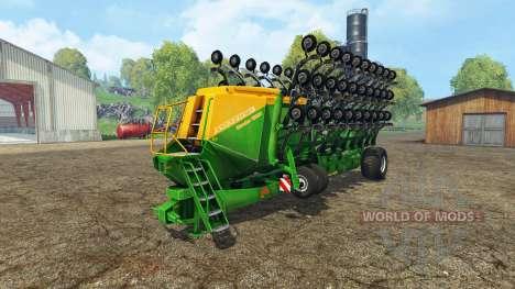 Amazone Condor 15001 v2.0b pour Farming Simulator 2015