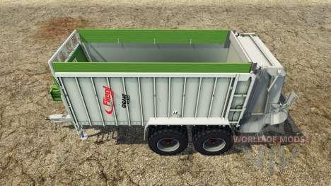 Fliegl Gigant ASW 268 für Farming Simulator 2015