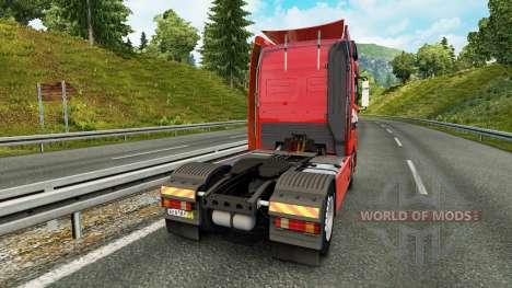 Mercedes-Benz Actros MP1 v2.1 pour Euro Truck Simulator 2