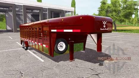 Wilson Ranch Hand für Farming Simulator 2017