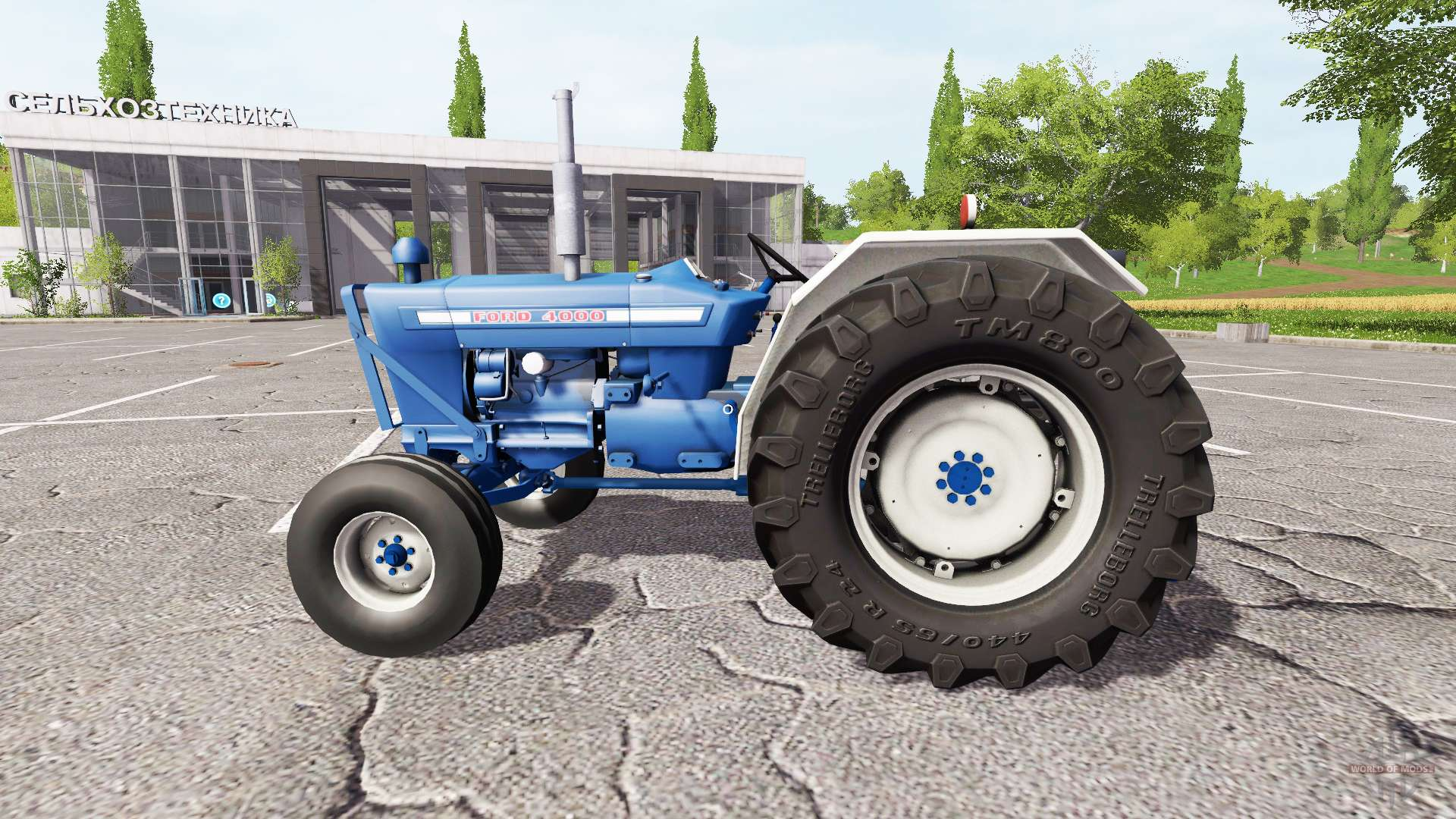 ford 4000 pour farming simulator 2017. Black Bedroom Furniture Sets. Home Design Ideas