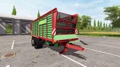 Strautmann Giga-Trailer 2246 DO für Farming Simulator 2017