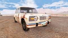 Ibishu Miramar rusty v1.1 für BeamNG Drive