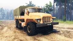 Ural 375 Wald tramp