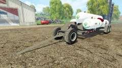Triple Tank Wagon für Farming Simulator 2015