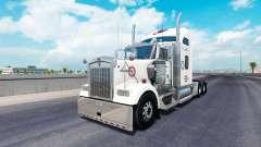 Haut Alabama auf dem truck-Kenworth W900