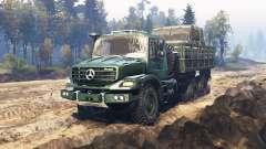 Mercedes-Benz Zetros 2733 A v6.1