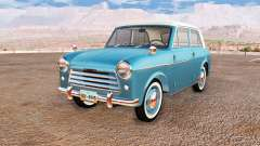 Satsuma 210 1958 v3.0 für BeamNG Drive