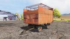 40 PTS pour Farming Simulator 2013