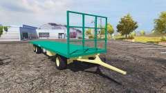 Camara bale trailer v1.1 für Farming Simulator 2013