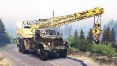 KrAZ 257 KS-4561 v2.1