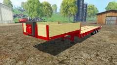Semitrailer ACTM