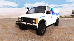 Gavril H-Series locked and loaded security für BeamNG Drive