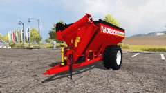 HORSCH UW 160 v2.0 pour Farming Simulator 2013