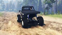 Ford F-100 1970 TTC pour Spin Tires