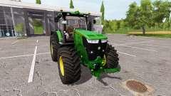 John Deere 7280R pour Farming Simulator 2017