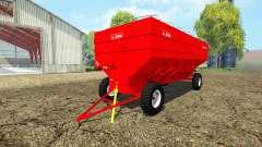 Jan Tanker 20000 pour Farming Simulator 2015