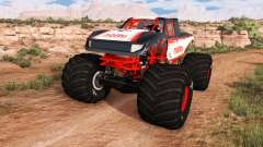 CRD Monster Truck v1.05 pour BeamNG Drive