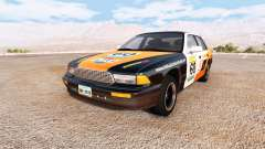 Gavril Grand Marshall racing custom v0.6.6 pour BeamNG Drive