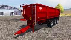 Krampe Big Body 900 pour Farming Simulator 2013