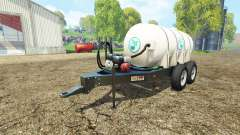 Lizard Fertilizer Trailer