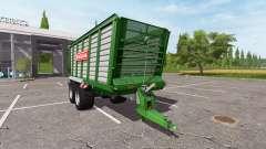 BERGMANN HTW 40 pour Farming Simulator 2017