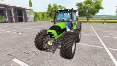 Deutz-Fahr Agrotron 165 Mk3 v2.1 pour Farming Simulator 2017