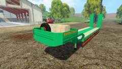 Aguas-Tenias low semitrailer v3.0