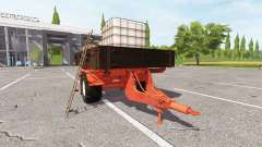 Service trailer pour Farming Simulator 2017