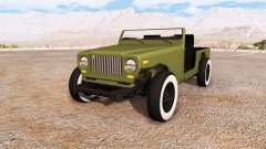 Ibishu Hopper ratrod v1.0a für BeamNG Drive